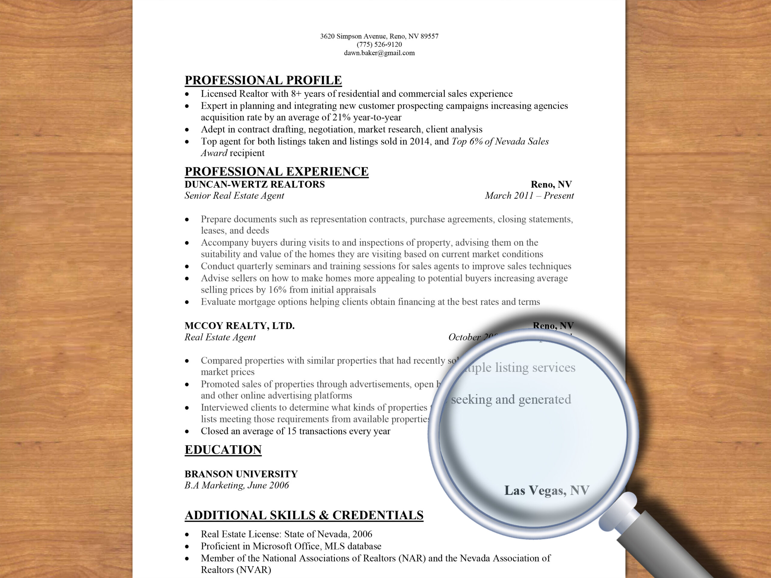 to write resume for estate job steps professional step update services summary healthcare Resume Professional Real Estate Resume