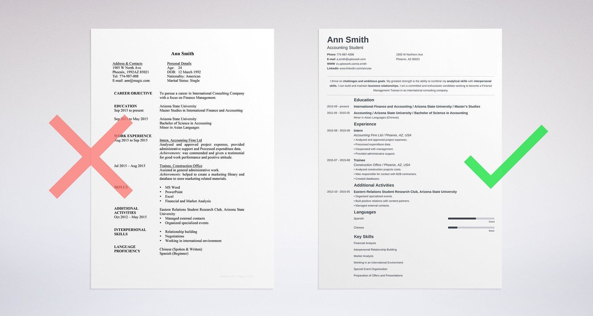 to write resume for job professional writing guide build make proper lmsw brand executive Resume Where To Build Resume