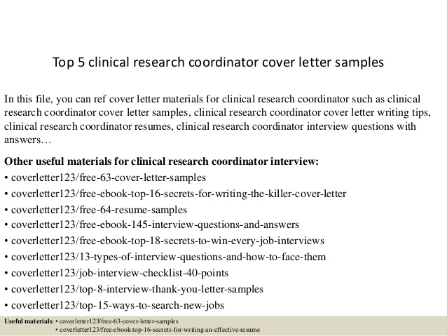 top clinical research coordinator cover letter samples entry level associate resume Resume Entry Level Clinical Research Associate Resume