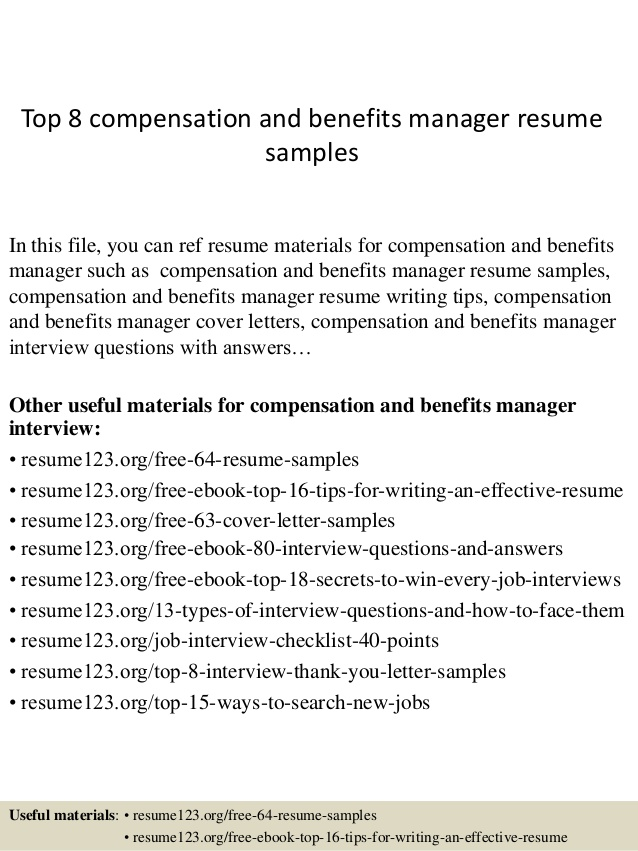 top compensation and benefits manager resume samples creative design legal ulta learning Resume Compensation And Benefits Manager Resume