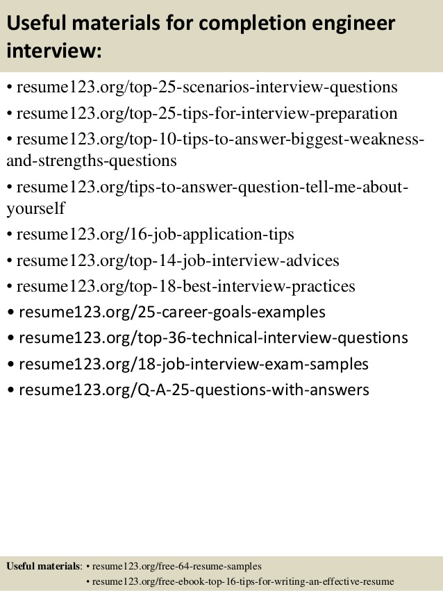 top completion engineer resume samples software intern example of headline for database Resume Completion Engineer Resume