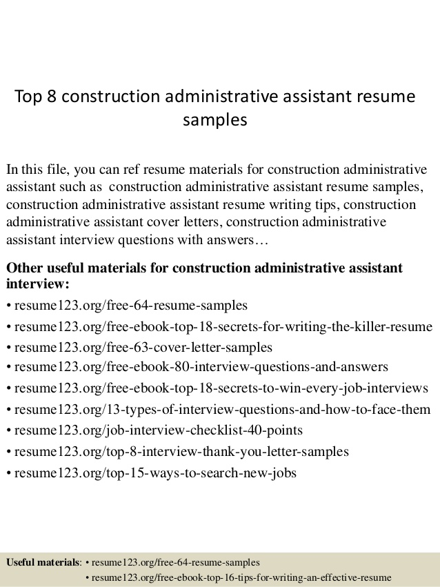 top construction administrative assistant resume samples functional transaction Resume Administrative Assistant Functional Resume