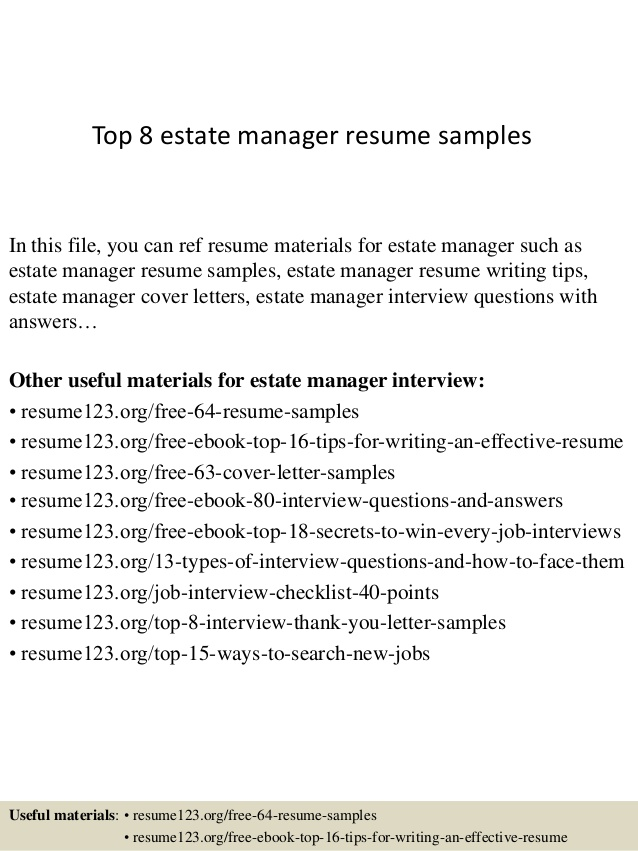 top estate manager resume samples private national junior honor society simple for Resume Private Estate Manager Resume