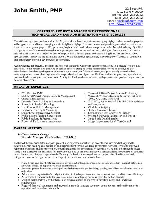 top finance resume templates samples best professional project financial manager Resume Best Finance Resume Templates