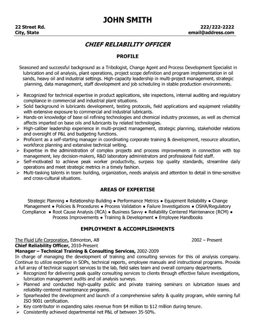 top oil gas resume templates samples field job sample og executive chief reliability Resume Oil Field Job Resume Sample