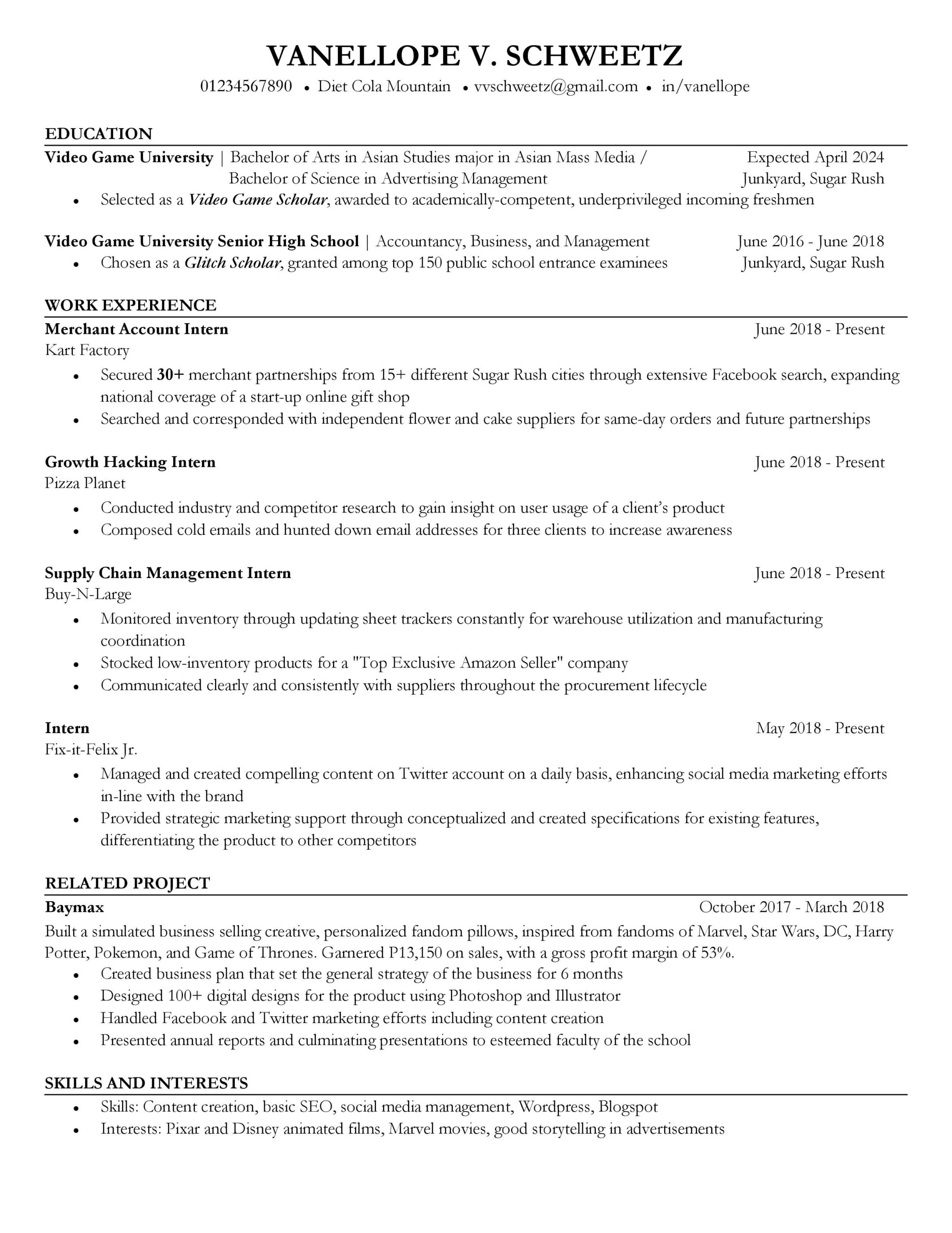 ve reviewed and screened thousands of resumes am sharing my preferred resume format free Resume Resume Template Word Reddit