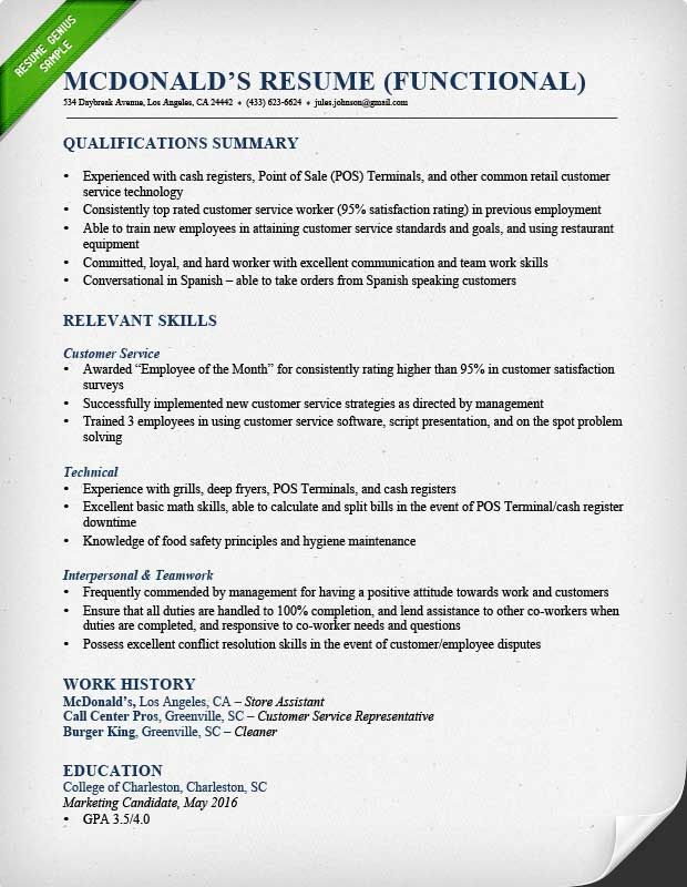 with qualification summary samples resume format template of qualifications careerbuilder Resume Resume Template With Summary Of Qualifications