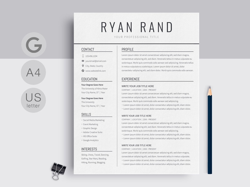 with resume format on google docs templates cover letter examples best type of account Resume 2020 Resume Templates Google Docs