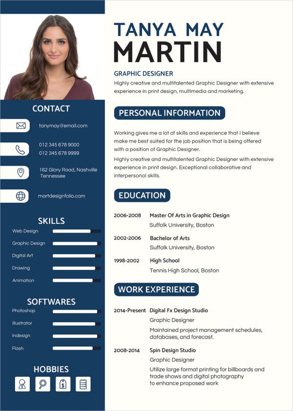 word professional resume template free premium templates top graphic designer in apple Resume Top Resume Templates Word
