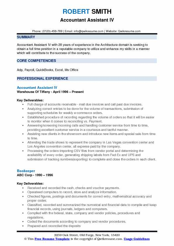 accountant assistant resume samples qwikresume for account indian format pdf listing Resume Resume For Account Assistant Indian Format