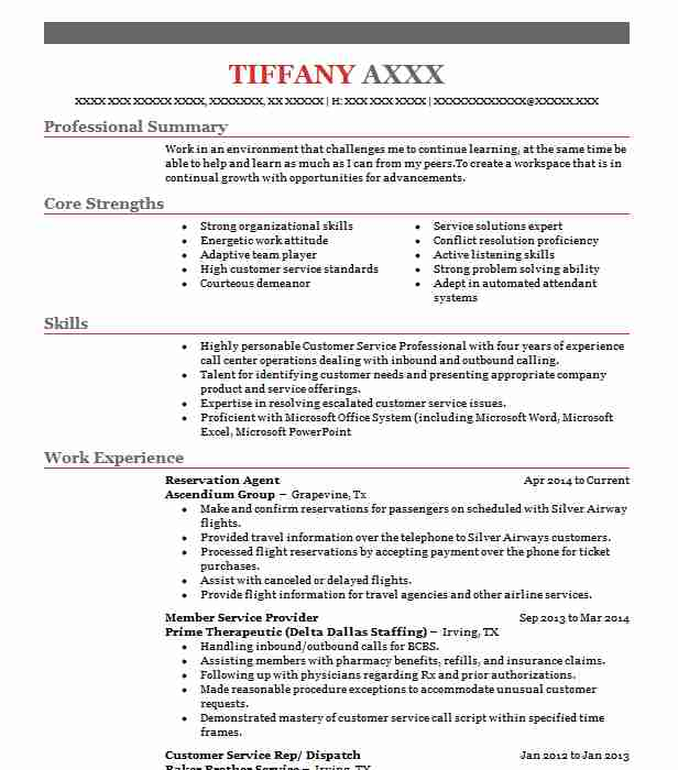 airline reservation agent resume sample march ticketing executive lille nantes layout Resume Ticketing Executive Resume