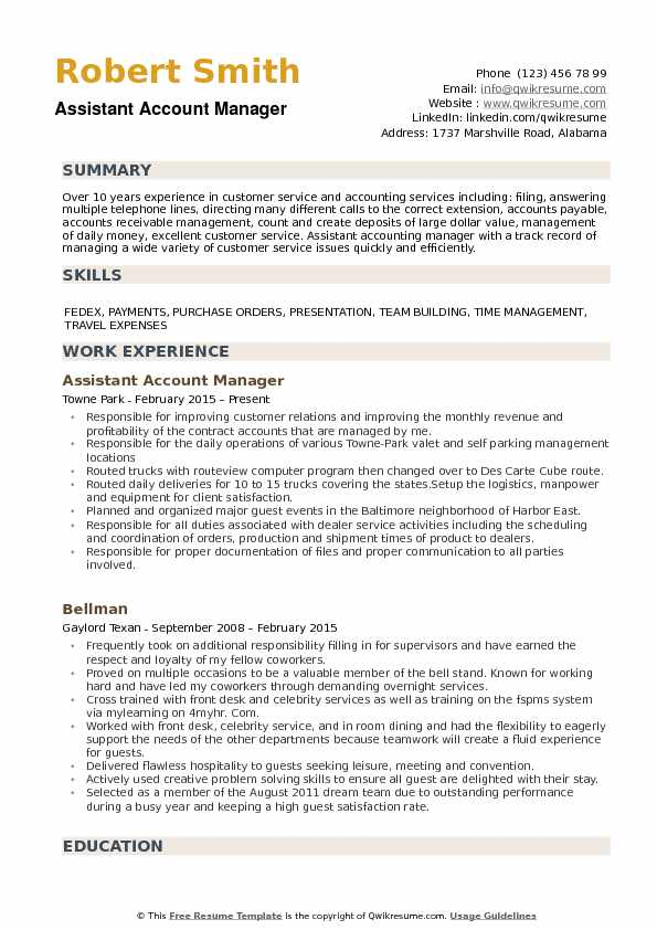 assistant account manager resume samples qwikresume for indian format pdf student Resume Resume For Account Assistant Indian Format
