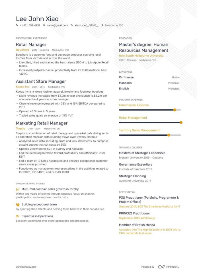 assistant manager resume samples and tips retail department examples generated sample Resume Retail Department Manager Resume Examples
