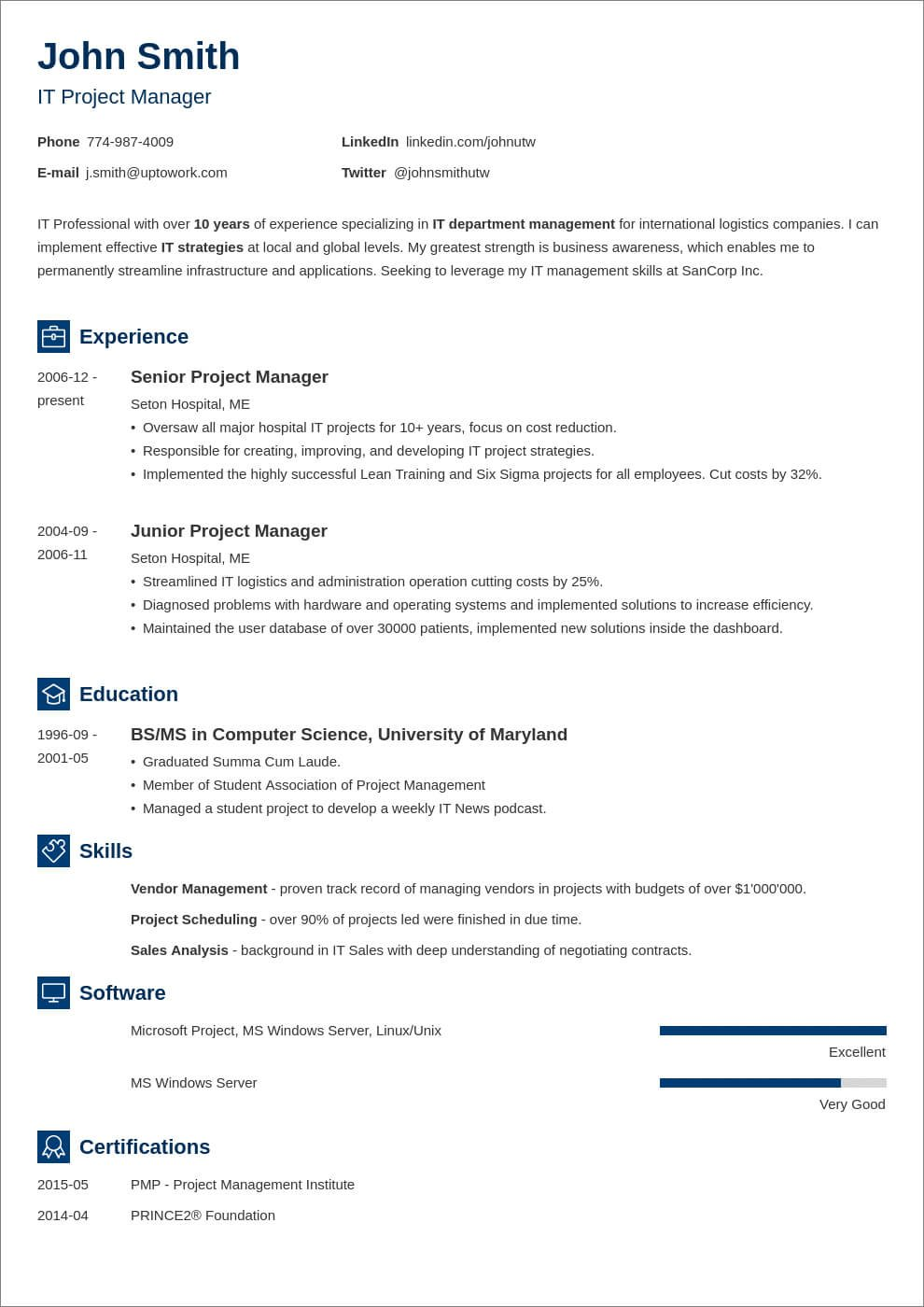 ats resume to pass the test friendly templates template rl software testing experience Resume Ats Friendly Resume Template