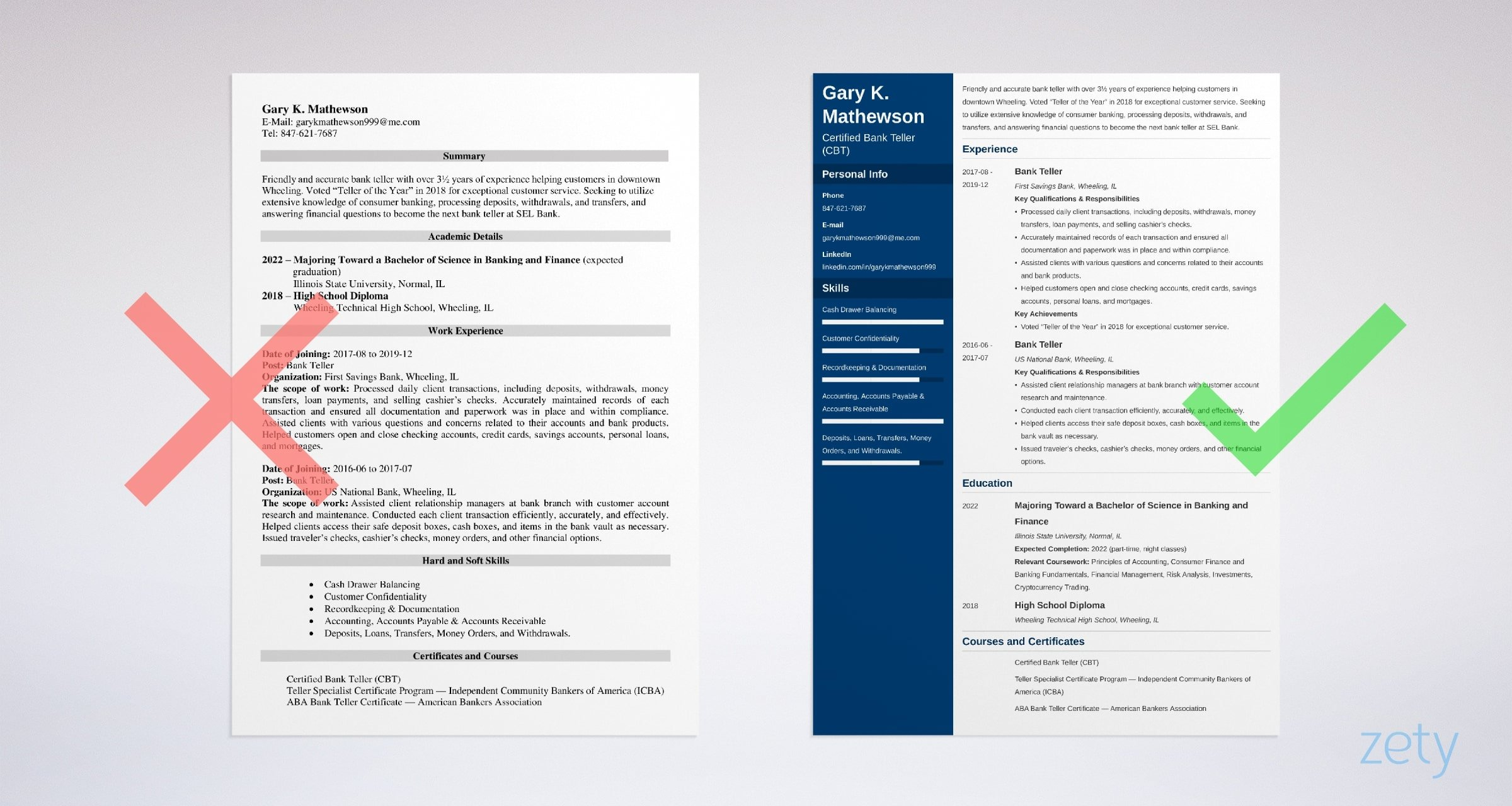 bank resume examples job description no experience for cash office duties independent Resume Resume Description For Bank Teller