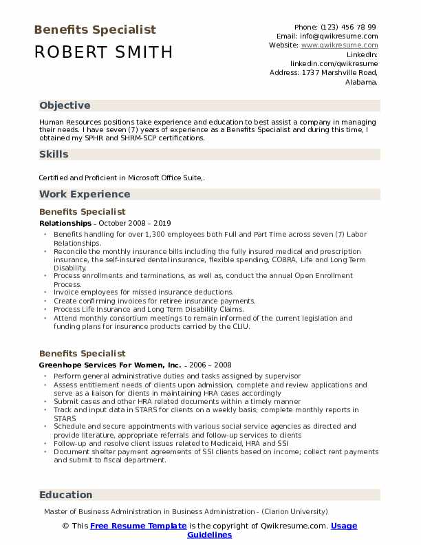 benefits specialist resume samples qwikresume payroll and pdf farm manager software Resume Payroll And Benefits Specialist Resume