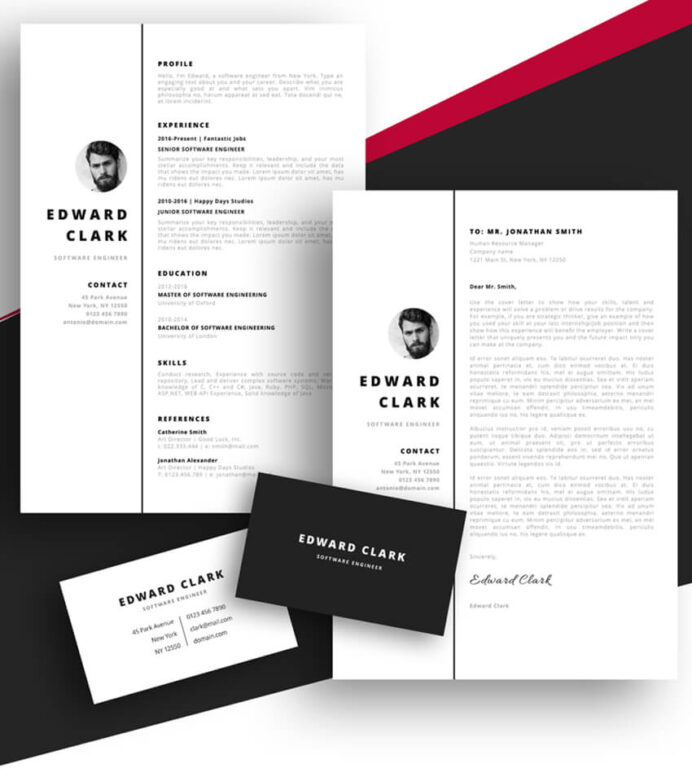 best free ms word resume cv templates for mac starter meet edward commercial producer low Resume Commercial Producer Resume