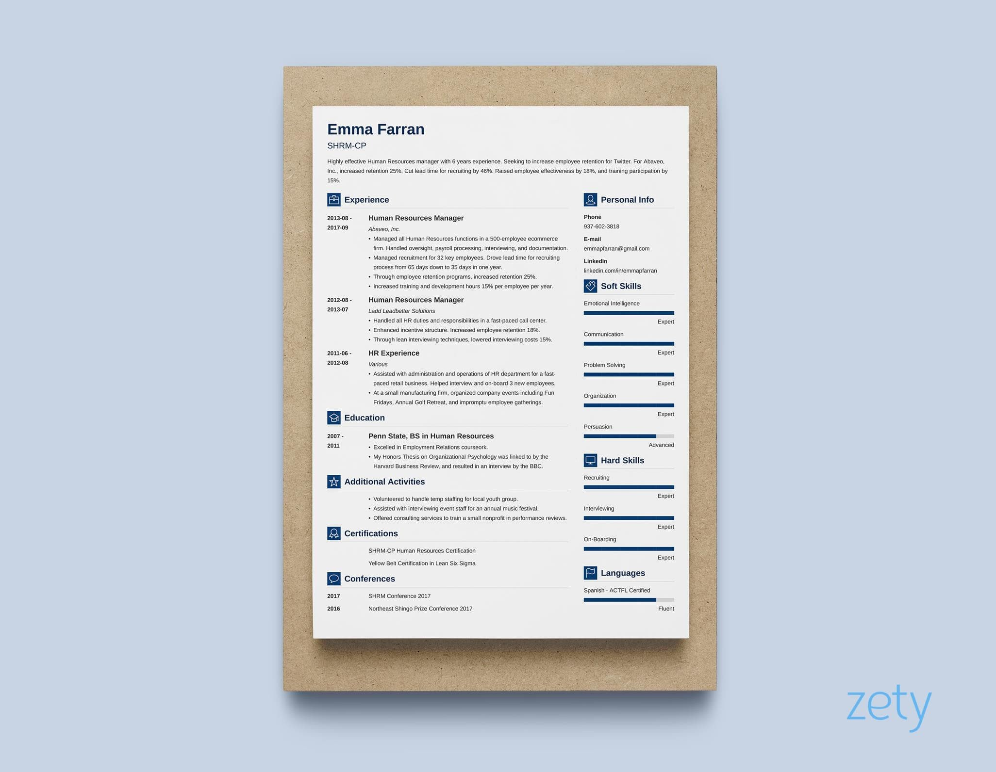 best resume layouts examples from idea to design text format for layout vibes Resume Best Text Format For Resume