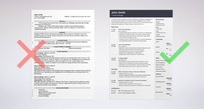 best resume tips great tricks and writing advice make an amazing project manager makeover Resume Make An Amazing Resume