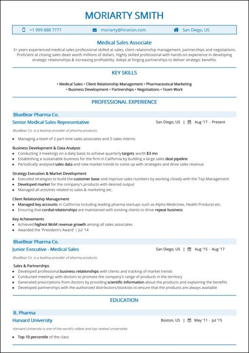 best resume top templates samples professional examples hiration medical sample customer Resume Best Professional Resume Examples