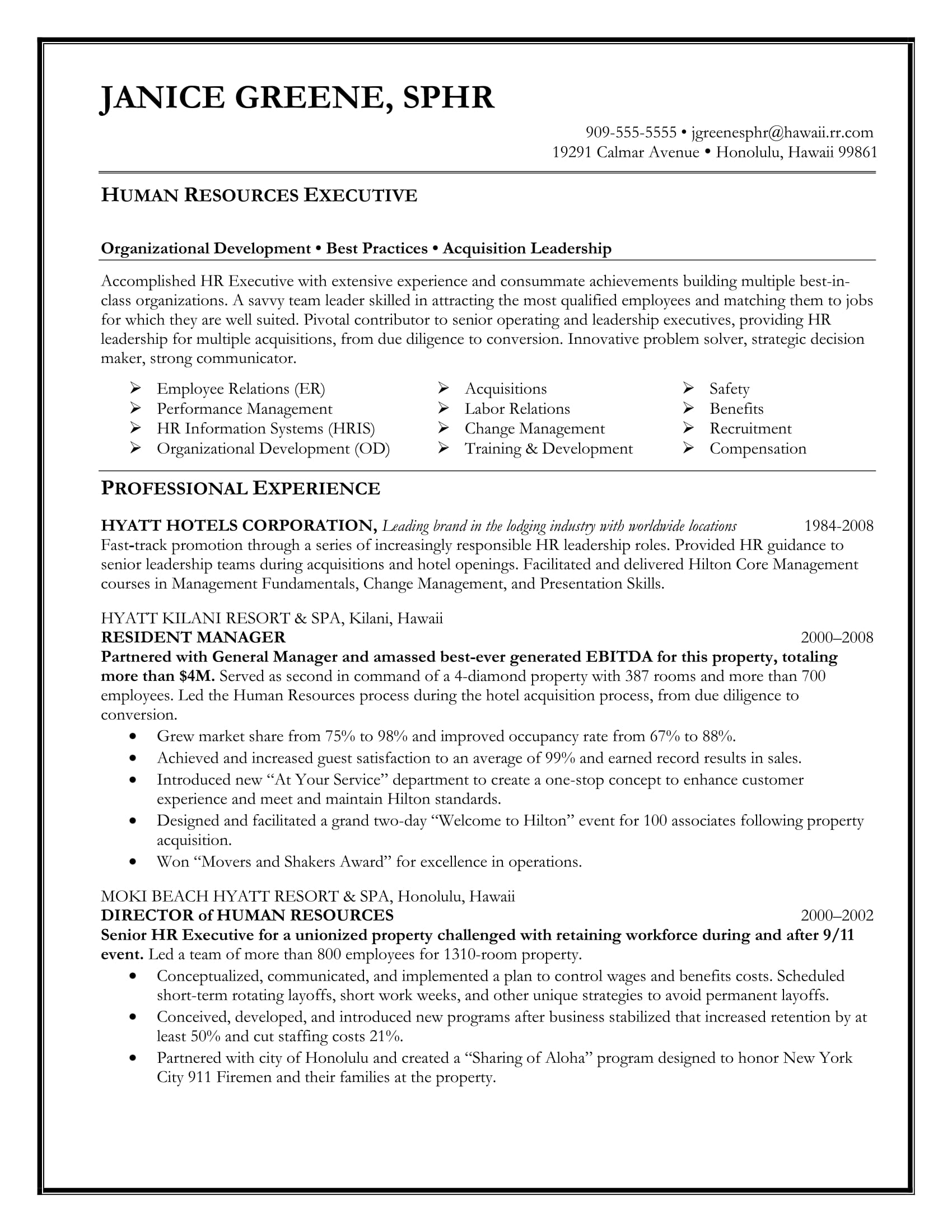 best sample executive resume templates wisestep format template free ats scan stanford Resume Executive Resume Format