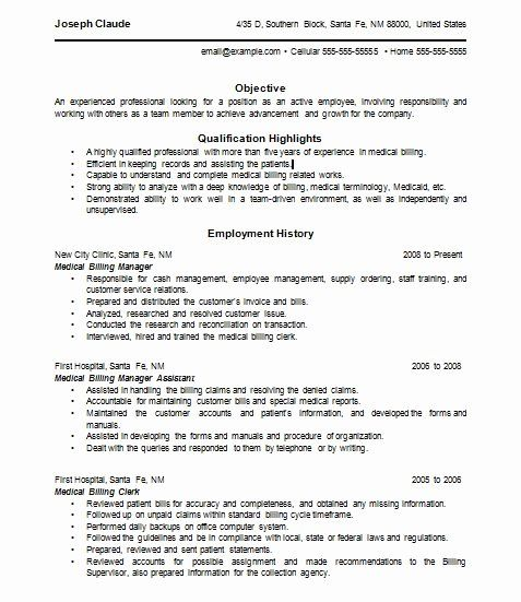 billing and coding resume inspirational best images on medical coder job examples sample Resume Sample Resume For Medical Billing And Coding Student