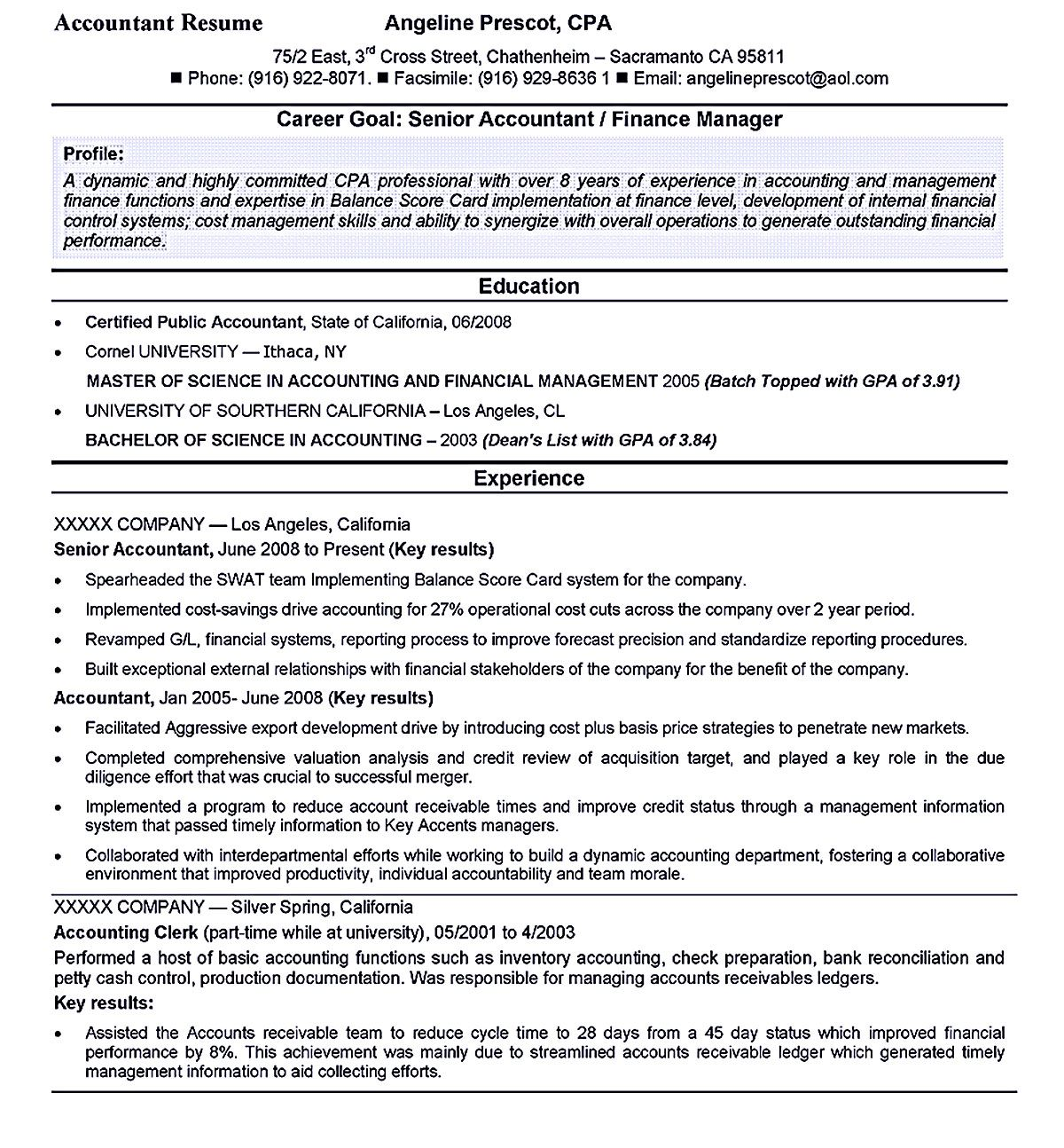 boost your career with accountant resume template objective examples job accounting Resume Accounting Resume Objective Statements