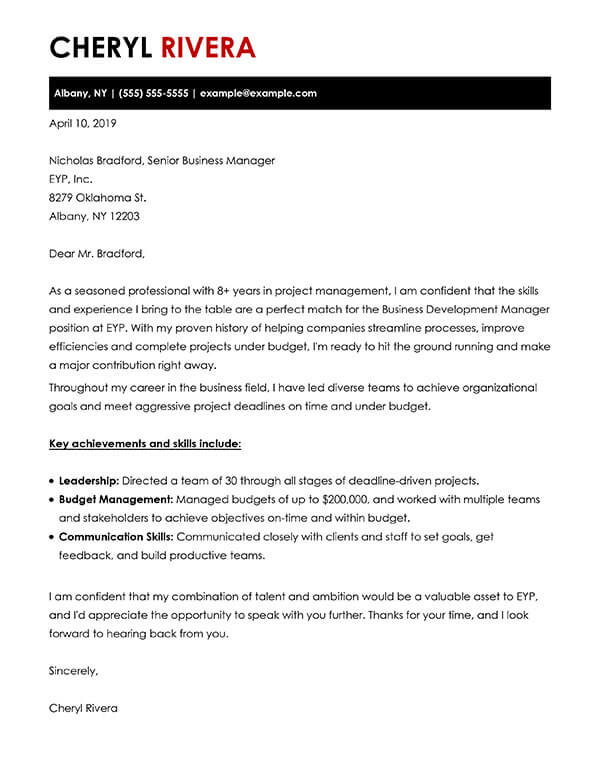 build your cover letter examples myperfectcoverletter creating for resume charismatic Resume Creating A Cover Letter For Resume
