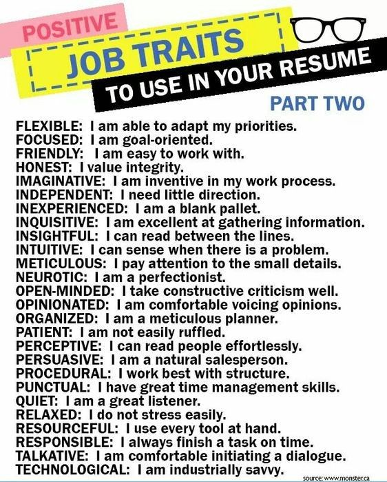 business related for hubby ideas job hunting resume tips info good character traits Resume Good Character Traits For A Resume