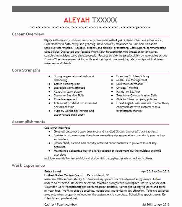 by entry level resume samples format template linkedin profile on hospital soccer coach Resume Entry Level Resume Summary