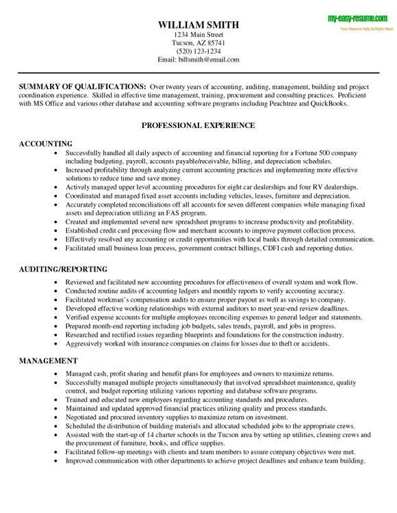 career objective resume accountantcareer template accountant good for examples accounting Resume Accounting Resume Objective Statements