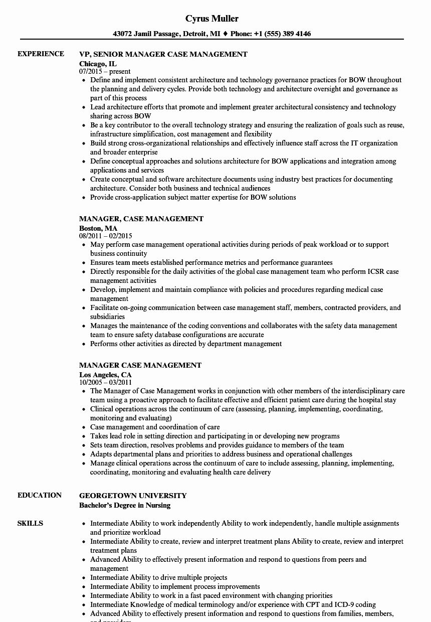 case manager resume examples new management samples project school counselor sample best Resume Case Manager Resume Examples