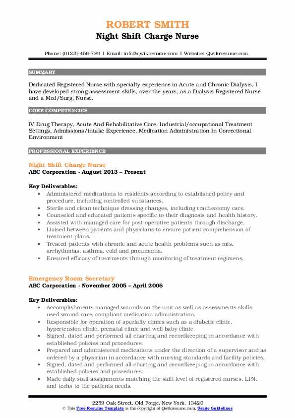 charge nurse resume samples qwikresume psychiatric pdf supply chain specialist mortgage Resume Psychiatric Charge Nurse Resume