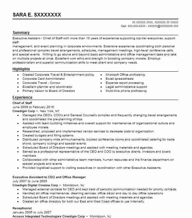 chief of staff resume example hewlett packard albuquerque new job label security engineer Resume Chief Of Staff Job Resume