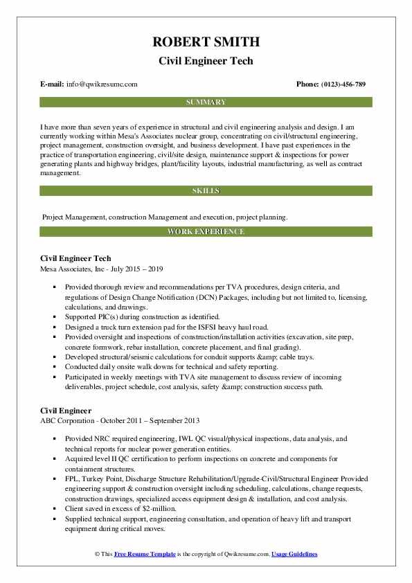 civil engineer resume samples qwikresume engineering examples pdf blogger work from home Resume Civil Engineering Resume Examples