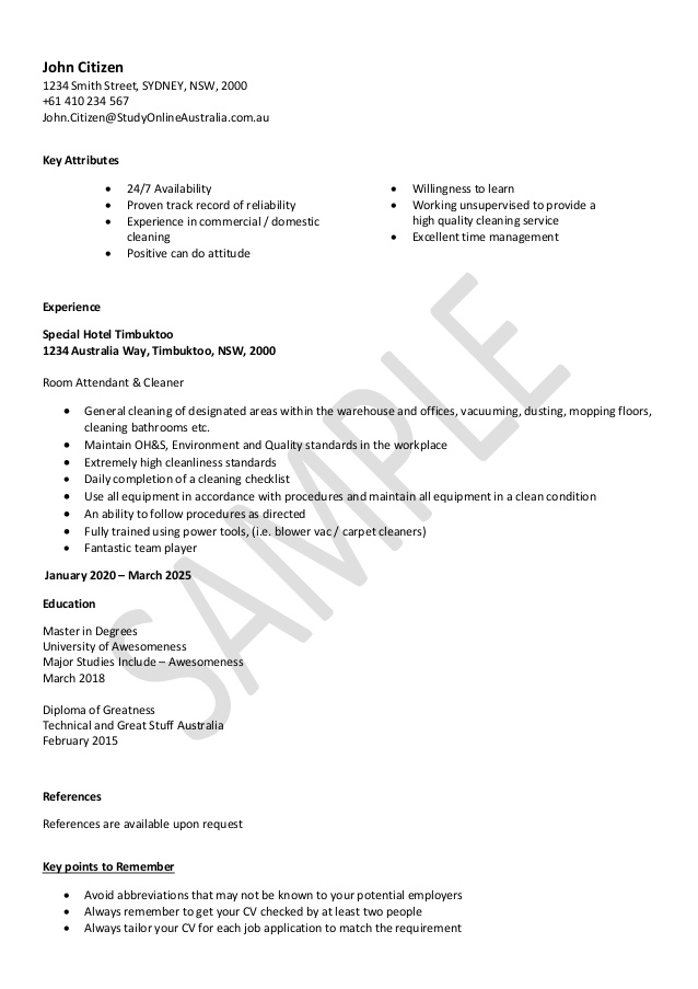 cleaning resume sample for job the best summary biomedical engineer fresher printing on Resume Resume For Cleaning Job