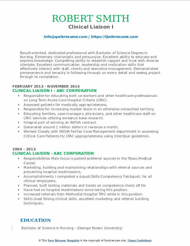 clinical liaison resume samples qwikresume medical sample pdf for aircraft maintenance Resume Medical Liaison Resume Sample