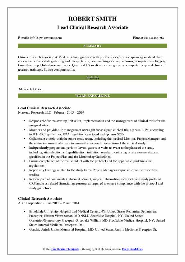 clinical research associate resume samples qwikresume executive pdf bus driver expected Resume Research Executive Resume