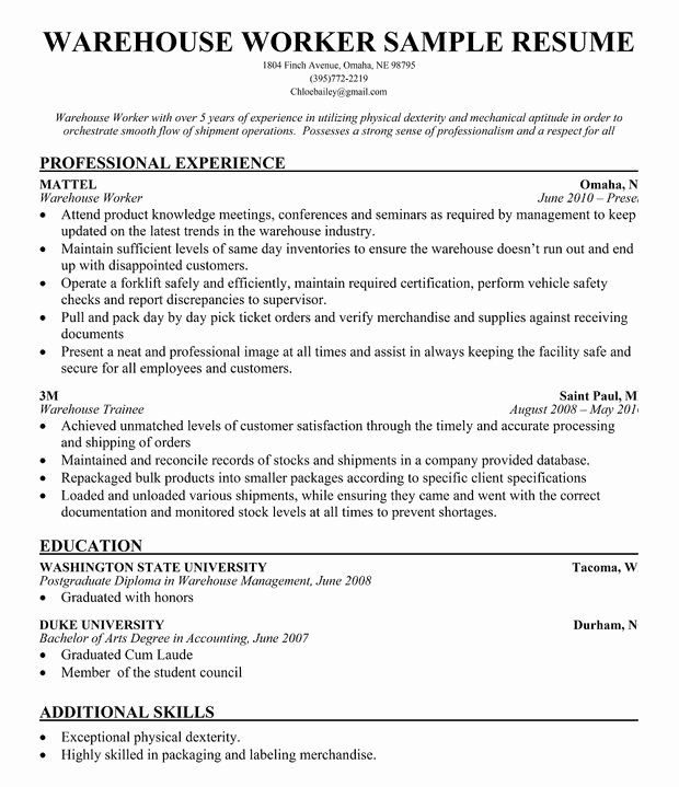 cnc service engineer resume examples warehouse associate are there really free templates Resume Resume Examples For Warehouse Associate