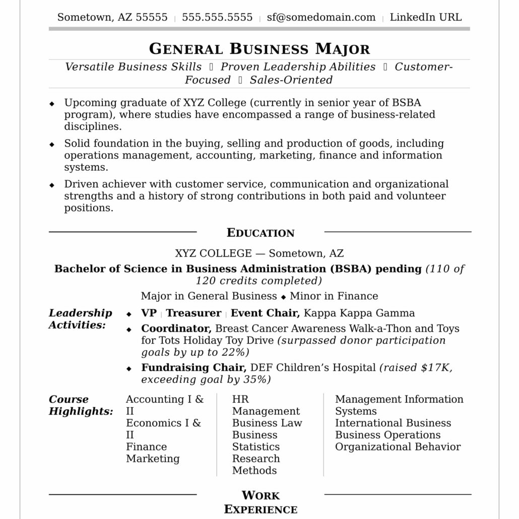 college resume samples format sample for student 1030x1030 aviation writing service Resume Sample Resume For College Student