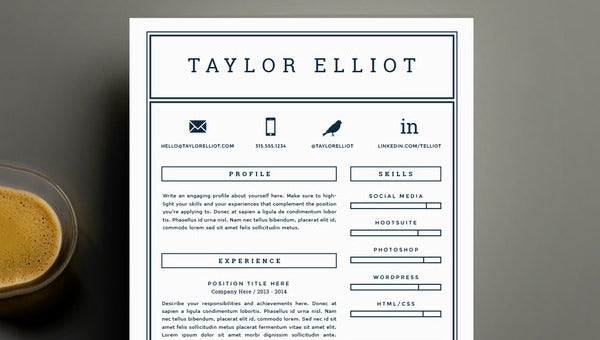 combination resume template free word excel pdf format premium templates best short ccu Resume Combination Resume Template 2020