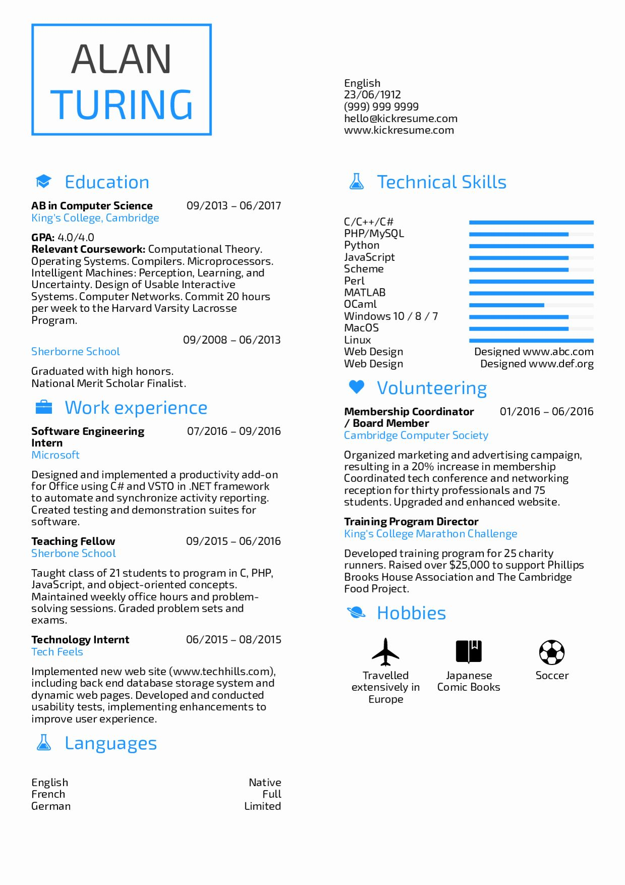 computer science intern resume best of examples by people student puter internships Resume Computer Science Intern Resume