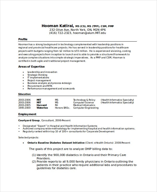 computer science resume templates pdf free premium sample for fresh graduate now Resume Sample Resume For Computer Science Fresh Graduate