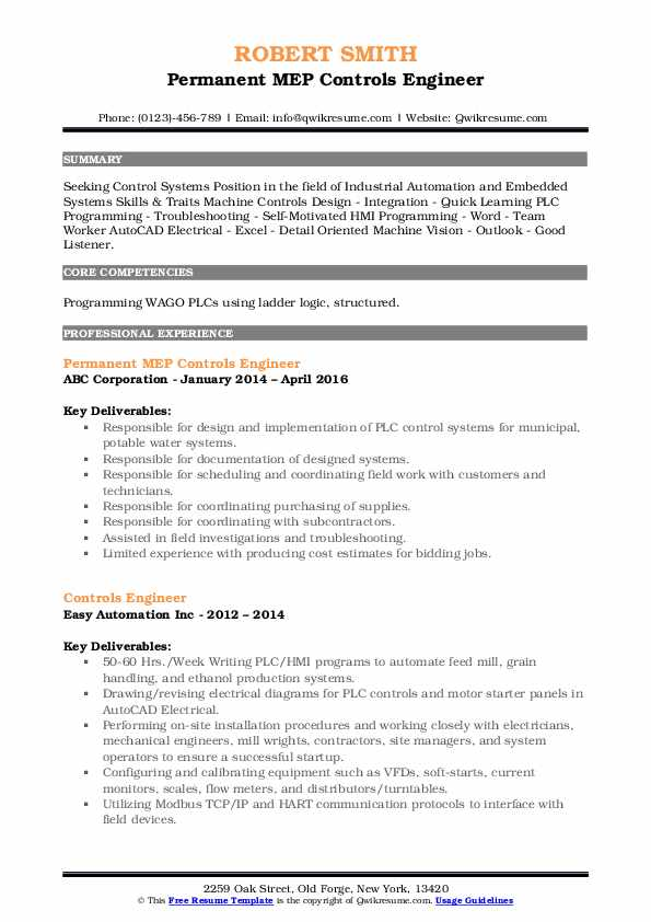 controls engineer resume samples qwikresume control systems sample pdf account receivable Resume Control Systems Engineer Resume Sample