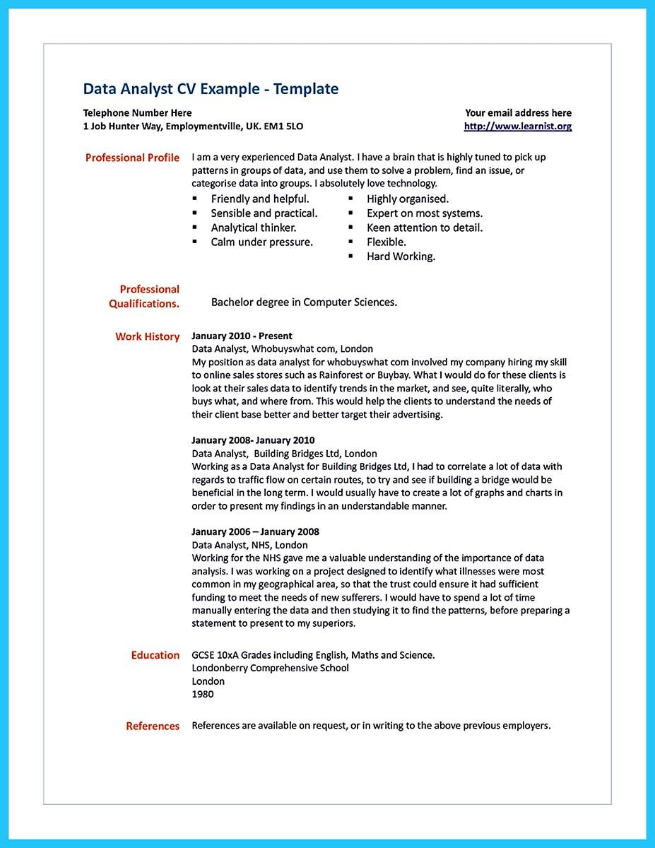 cool high quality data analyst resume sample from professionals examples skills front end Resume Data Analyst Skills Resume