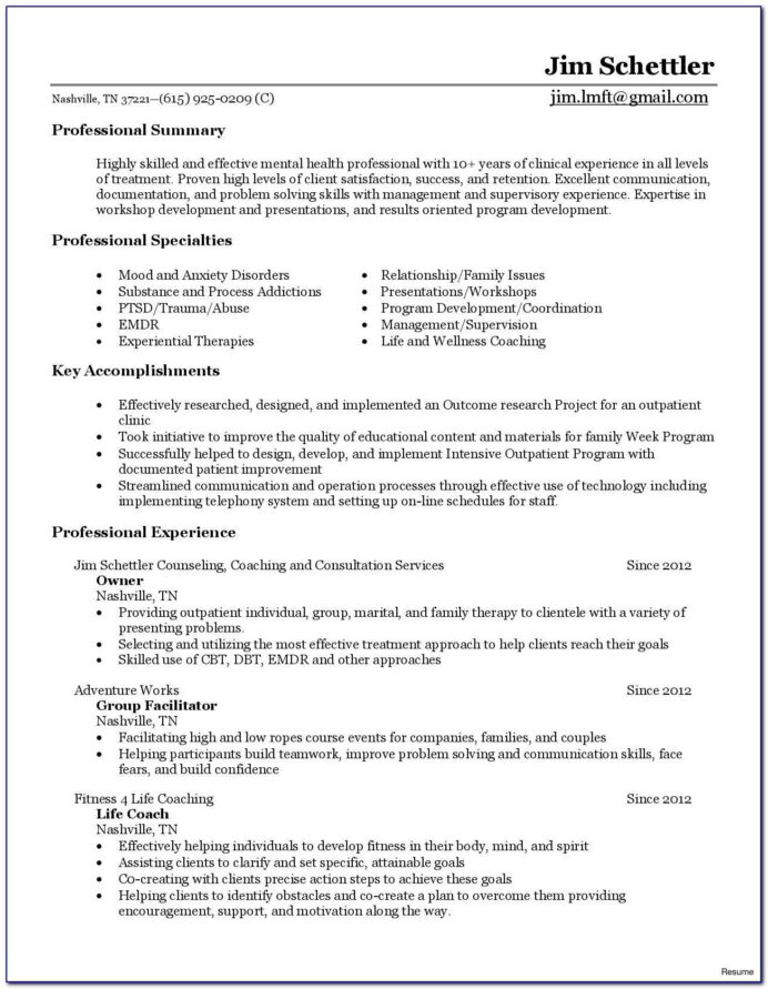 counselor resume template vincegray2014 entry level substance abuse mental health writing Resume Mental Health Resume Template