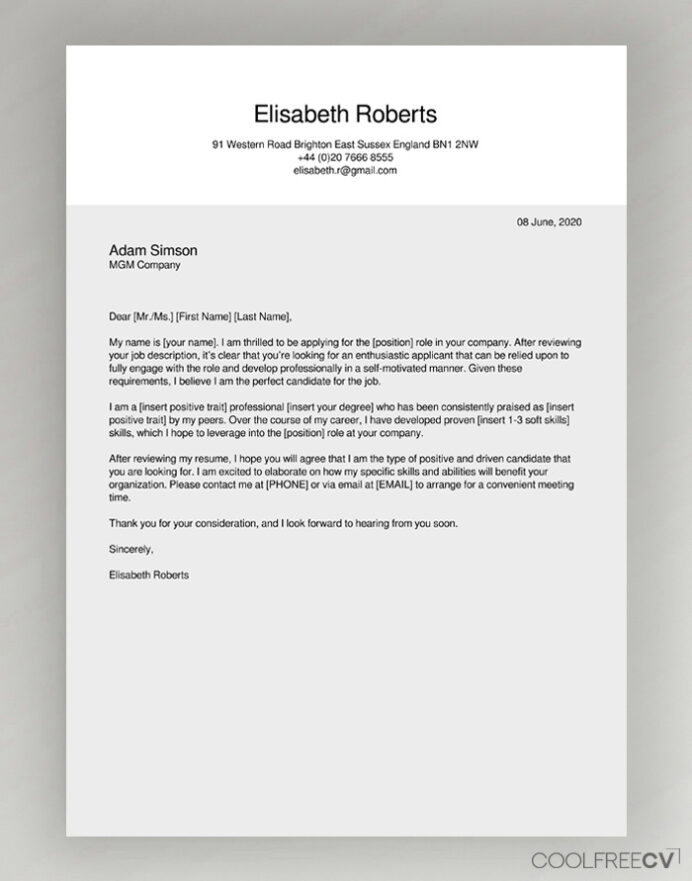 cover letter maker creator template samples to pdf create for resume free sample should Resume Create Cover Letter For Resume Free