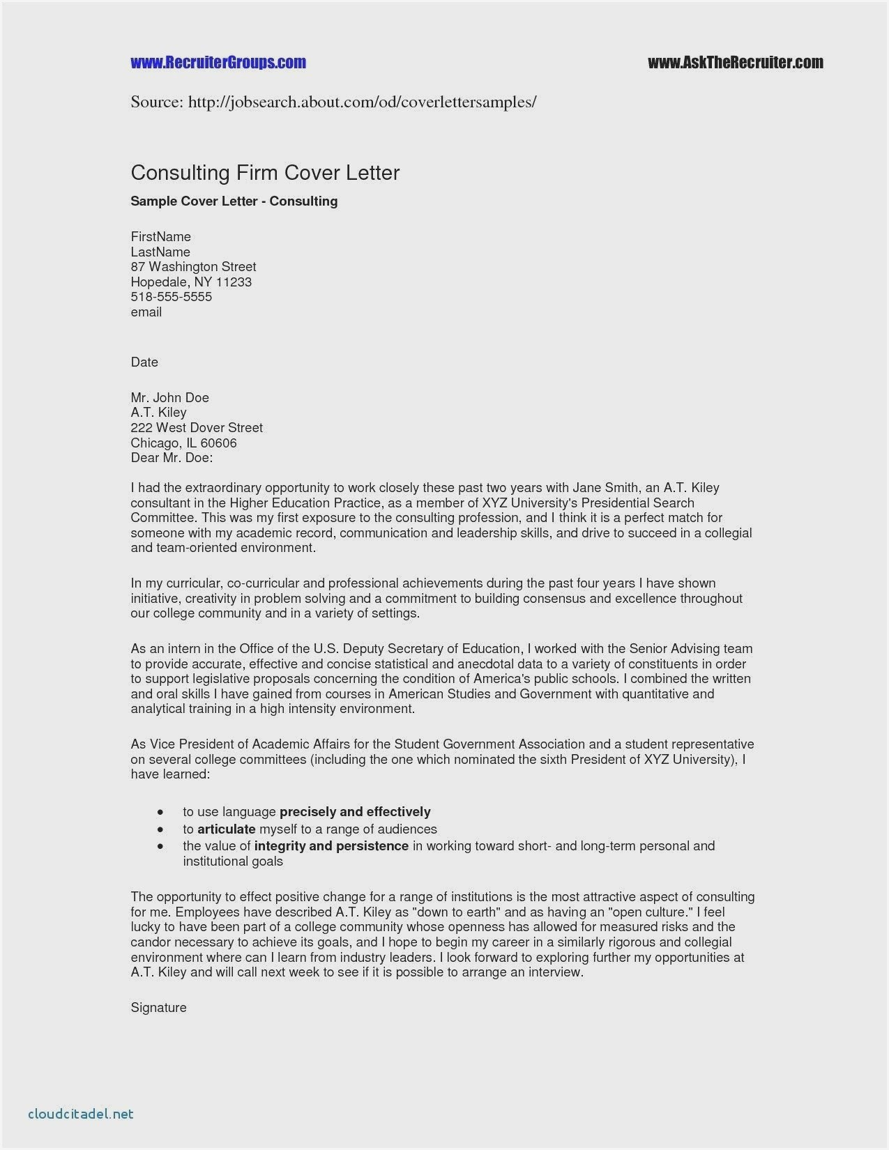 cover letter sample for resume fresh graduate five feet apart competency template Resume Cover Letter For Resume For Fresh Graduate