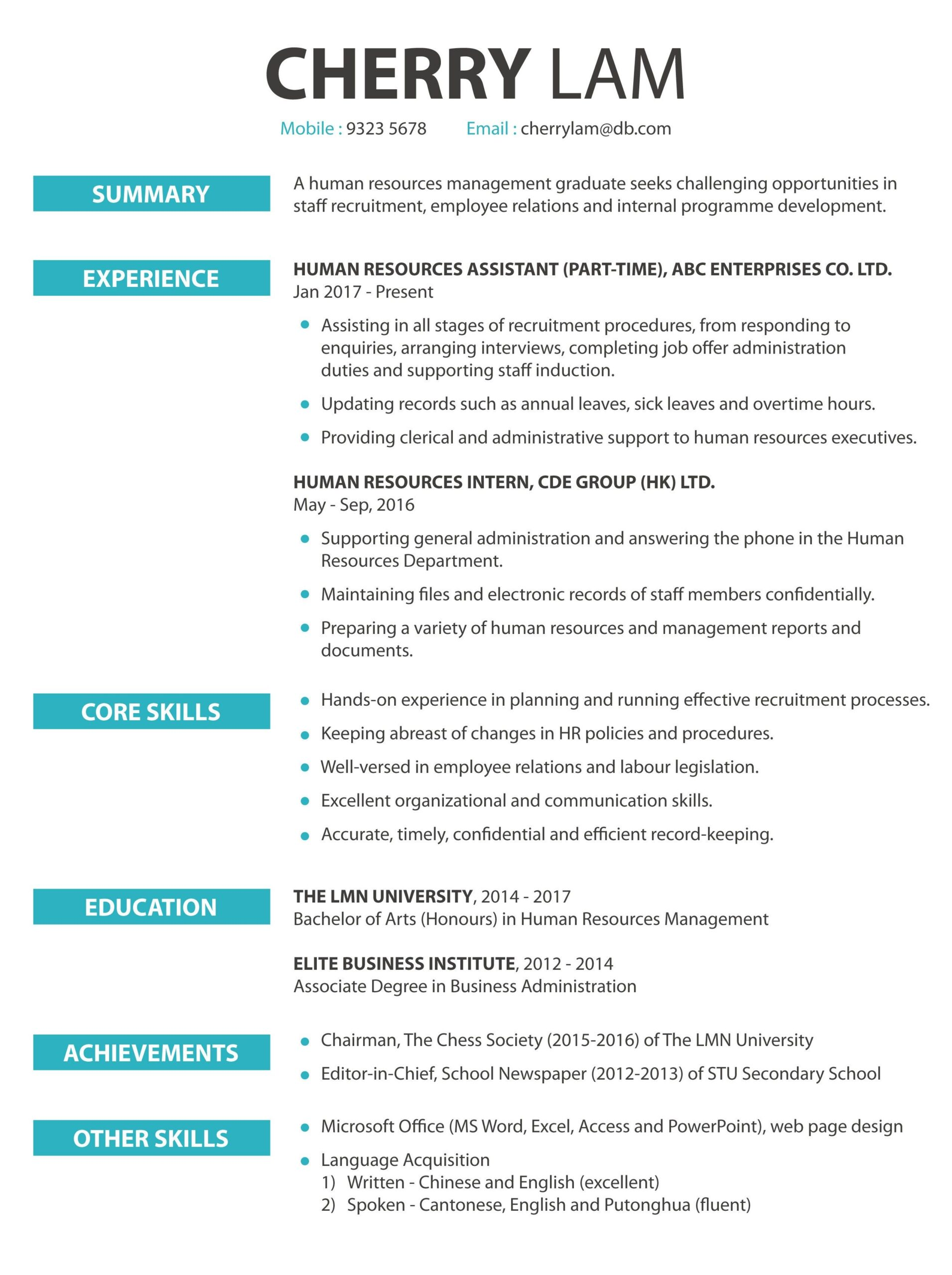cover letter sample jobsdb resume examples employee relations chief of staff job upload Resume Chief Of Staff Job Resume