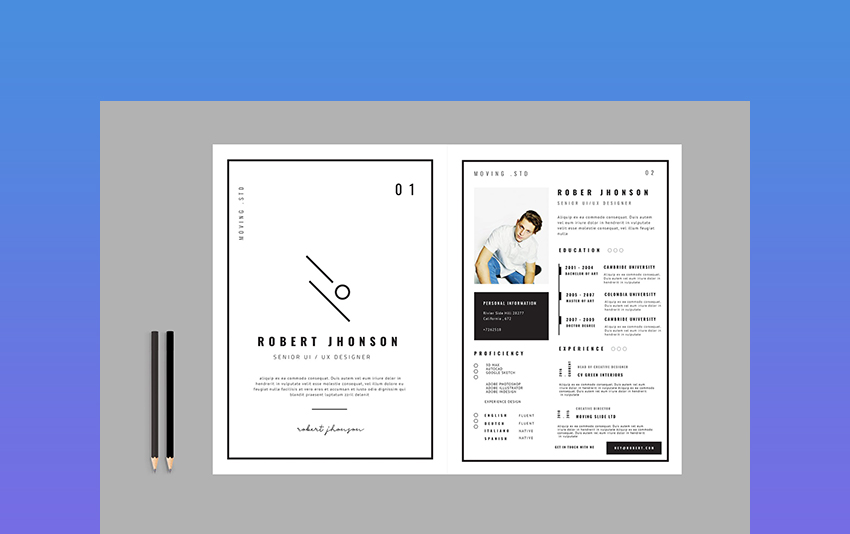 creative dynamic resume cv templates for professional jobs in examples best Resume Creative Professional Resume Examples